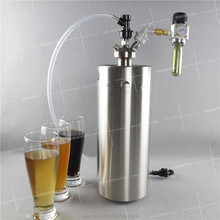 New fashion stainless steel drum barrel for alcohol and non alcohol beverages