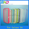 Special TPU+PC frosted case for Samsung i9500 Galaxy S4 various color