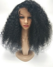Large Stock Fast delivery Human Hair Wigs With Baby Hair For Black Women