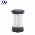 3 Led tube outdoor camping lantern Light weight tent light with hook