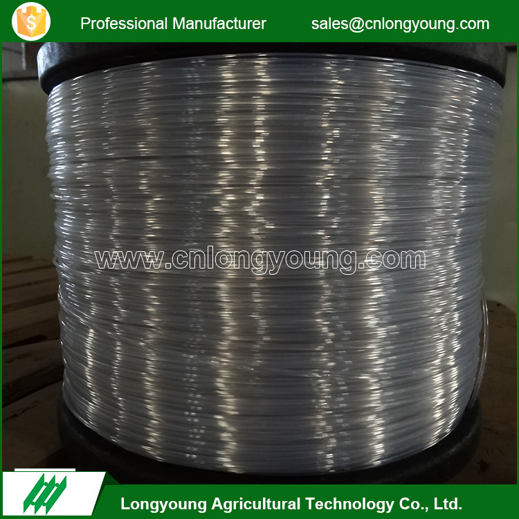 New style agricultural greenhouse fastening kits polyester wire