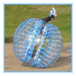 New bumper ball/human soccer bubble ball/bubble football with TOP quality