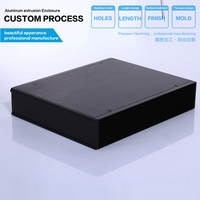 extruded aluminum enclosure case aluminum storage box
