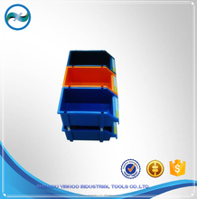 Durable Newly reliable Quality recycled stackable all sizes plastic tool parts bin