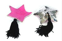 Sexy Women Sequin Star Tassel Nipple Cover Sticker Pasties Lingerie Gift