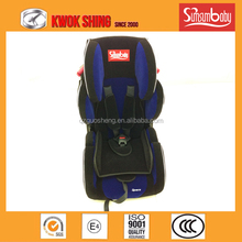 ECE R 44/04 baby car seat/child car seat for Group 1+2+3 (9-36KG)