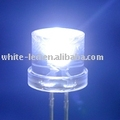 5mm Flat Warm White LEDs/Red LEDs/ Blue LEDs