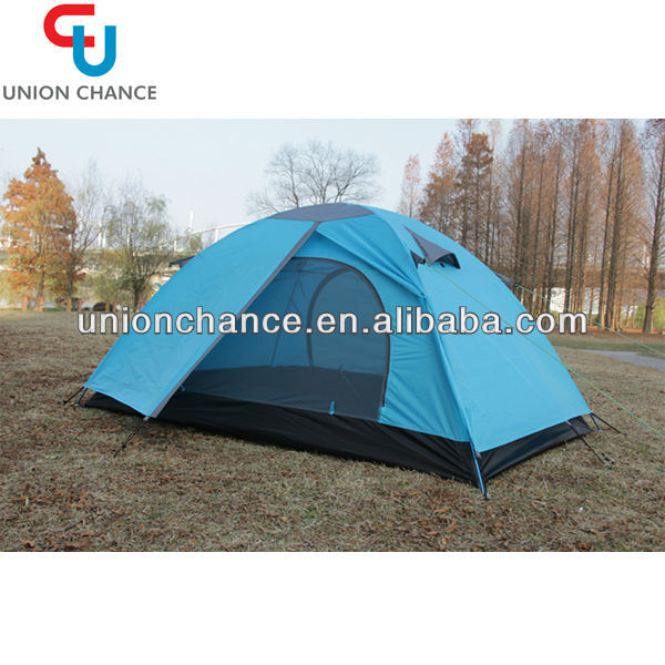 New Style 2 Person Double Waterproof Traveling Camping tent