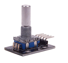 Best Price High quality KY-040 Rotary Encoder Module Brick Sensor Development