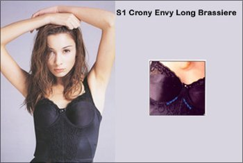 S1 FUNCTION CRONY LONG BRA