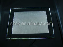 2014 hot sale high quality acrylic LED photo frame for retail or wholesale