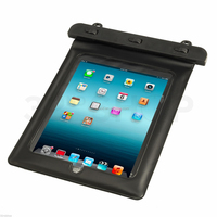 High quality pvc waterproof bag for ipad ,waterproof case for Ipad