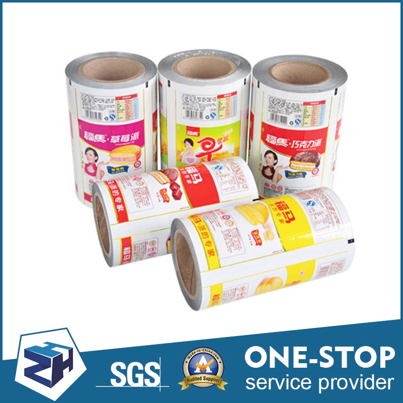 OEM PE Colored Shrink Wrap Stretch Aluminum Reflective Film