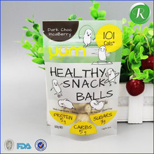 Paper fast food packaging bags / plastic sterilization pouch in roll for food