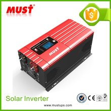 MUST AGS BTS DIP Switch Cold Start Function 5KW Power 3HP Solar Inverter