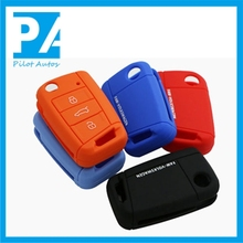 Facttory wholesale exclusive silicone car key cover for Hyundai New ix25 IX35 Elantra Mistra Smart