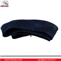 Natural Rubber Motorcycle Tyre and Inner Tube 4.10-18