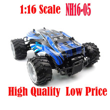 Factory Supply Cheap 1:16 High Speed 2.4G Off Road Rc Truck Monster Electric RC Car radio control toy For Kids