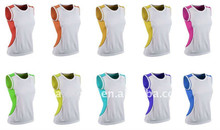 2014 New Custom Design Athletic Sports T-shirts /Jersey/Tank tops/Sleeveless shirts with Your Logo