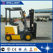 Chinese Top Quality 1.5 Ton Forklift for Sale, 4x4 Forklift