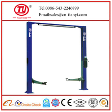 Tianyi Used 2 Post Car Lifts For Sale/Hydraulic Car Lift
