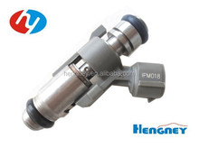 Nozzle fuel injector ipm018 ipm-018 ipm012 9648148580 iwp018 for Peugeot 1007 206 207 307 1.4 16v