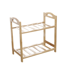Bamboo shoe cabinet shoe rack Multi-layer Household living room <strong>furniture</strong>