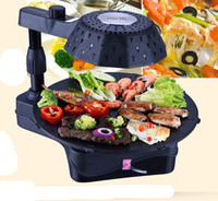 Simple bbq 2015 smokeless indoor barbecue grill for sale