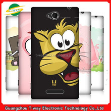 New Arrive Wholesale Cell Phone case case for sony xperia c s39h c2305