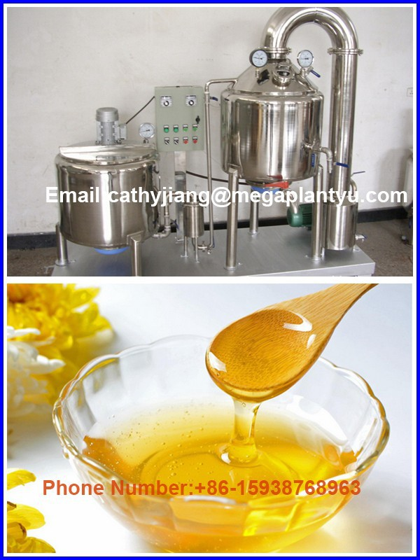 Honey processing plant/ widely used honey extractor