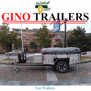 Factory Direct off road Soft floor camper trailer