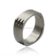 Fashion new design jewelry for 2014 RE01013 high quality titanium unique design