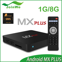 1000m lan MX Plus S905 android tv box 5.1 full hd media player 1080p full hd with apk HD Player Dual WIFI 2.4GHz 5.0GHz