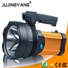 Hot sale ultra bright led T6 flashlight 60W hunting searchlight