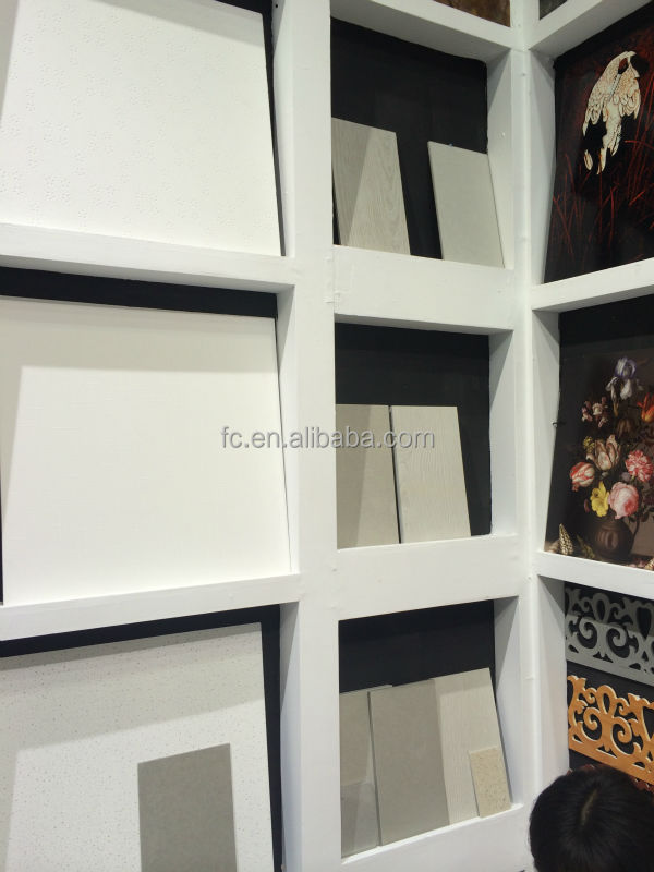 Fiber Reinforced Calcium Silicate Board/ fireproof board/thermal insulation