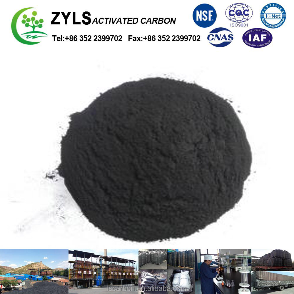 low price Iodine 850mg/g wood based powder activated carbon