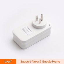 US Standard Wirelessly Control Electrical Energy Monitoring Adaptor Plug for Home Automation