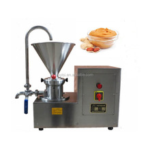 CE certificate stainless steel peanut butter colloid mill,sesame paste machine