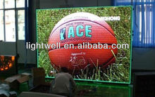 HD P5 p6 indoor SMD SM MBI5024,MBI5051,MBI5080 high refresh rate video full color led display