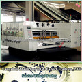 automatic printing slotting die-cutting printing machine