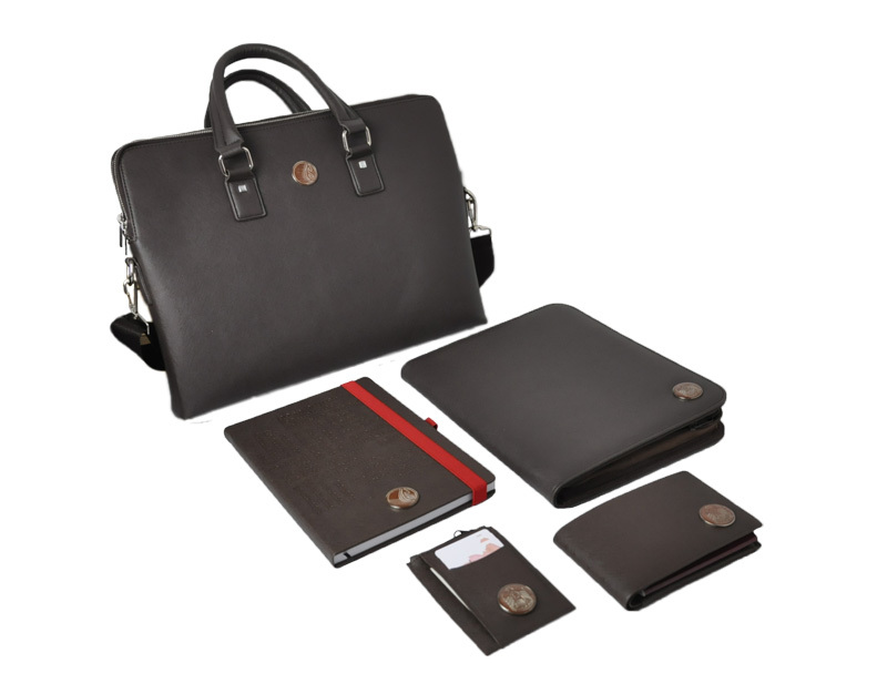 KID China Leather luxury Premium VIP Corporate Business Gift