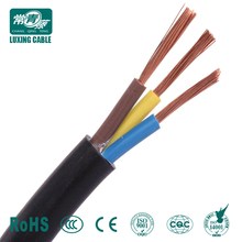 flexible copper conductor PVC insulated PVC jacket H05VV-F Cable