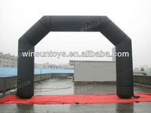 2013 Hot arch top entry inflatable arch door advertising