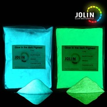 Glowing Fabric Paint Glow In The Dark Pigments Glow Powder