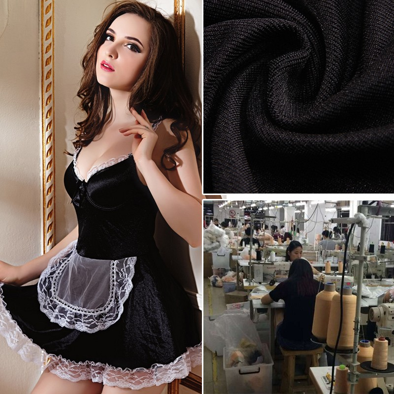 erotic sleep wear for women brassiere with collar black floral lace lingerie sexy gay club wear adult clothing sexy