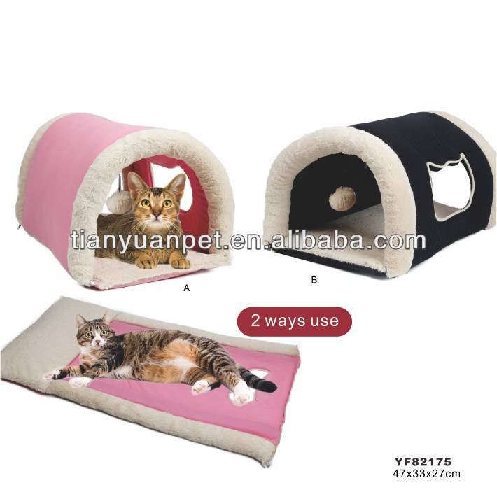 High Quality Plush Animal Shaped Pet Bed