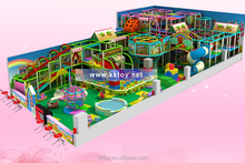 the popular kids indoor playground amusement park free design theme park