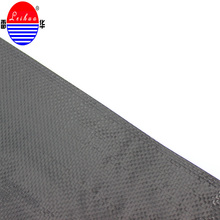 hot selling white pp woven geotextile for road construction