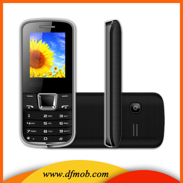 Hot Sale 1.8 inch Screen 4 Band GPRS GSM Unlocked Dual SIM Card Low Price Mobile Phones 2252