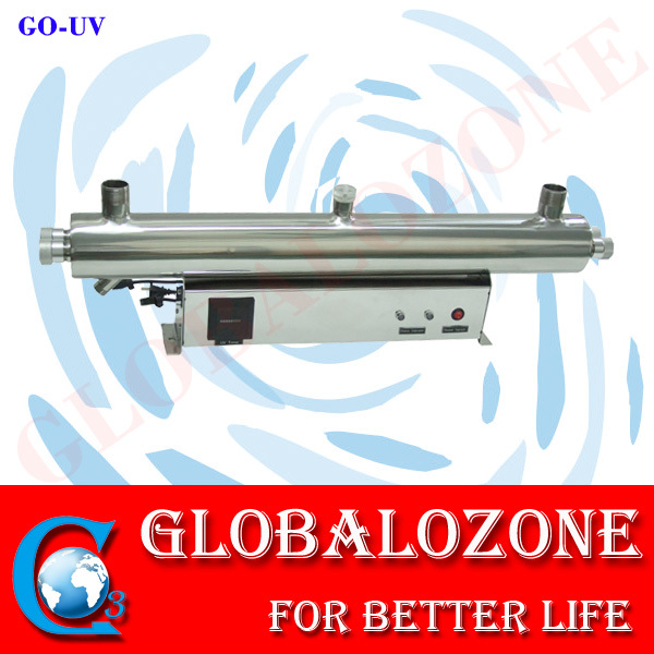 Stainless steel uv sterilizer aquarium/fish tanks/marine fish tank